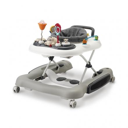 (現貨)Bebe de Luxe 五合一多功能學步車