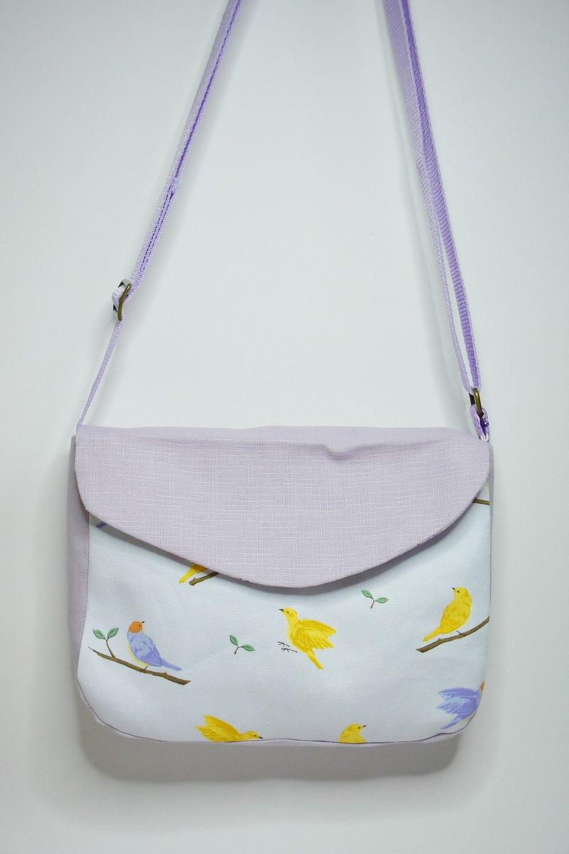 【低聲鳥語】斜背包/側背包