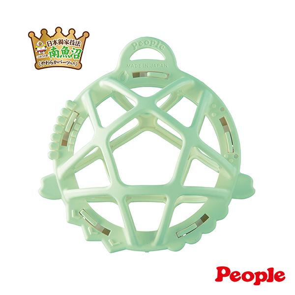 日本 People 彩色米的洞洞球玩具(柔軟)