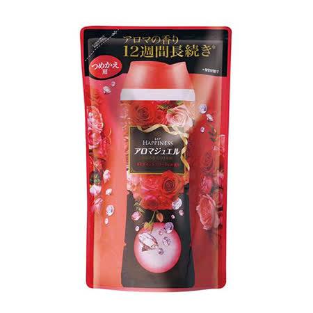Lenor蘭諾衣物芳香豆補充包(晨曦玫瑰)455ml