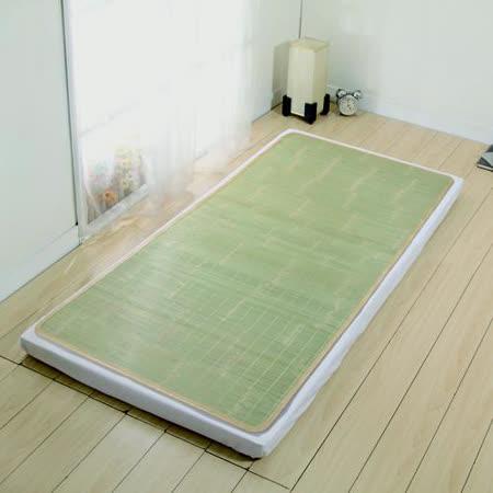 刮青竹床蓆3尺