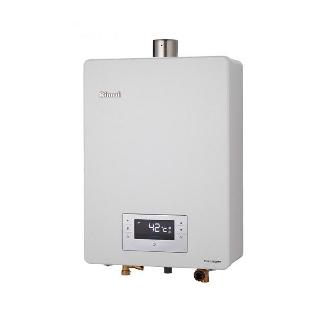(林內)RUA-C1620WF強制排氣型16L熱水器