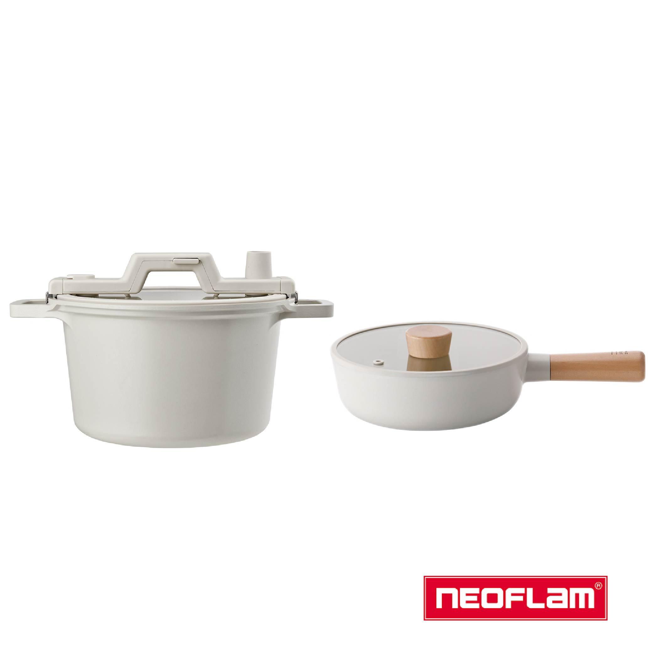 【NEOFLAM】FIKA Smart Cook 2入組