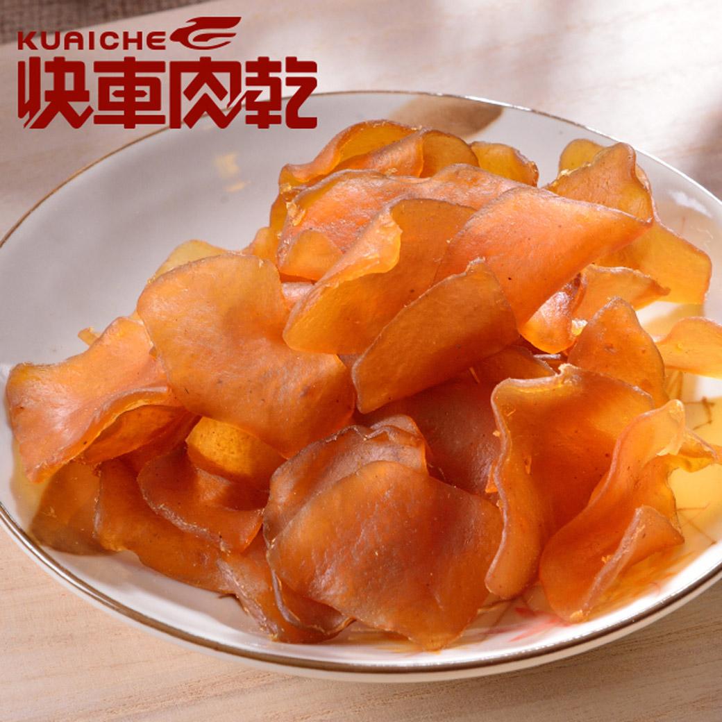 【快車肉乾】 H13純蒟蒻片  (140g/包)