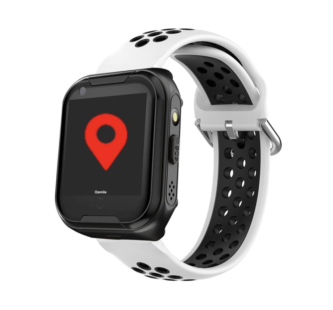 OSMILE ED1000 GPS 銀髮族健康個人定位手錶