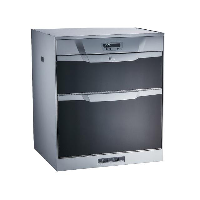 (喜特麗)JT-3046Q/3056Q/3066Q落地/下嵌式烘碗機(電子鐘顯示)