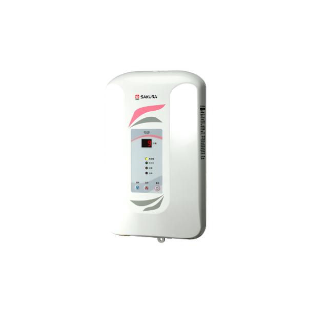 (櫻花)SH123瞬熱式九段調溫電熱水器-220V