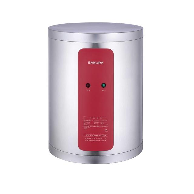 (櫻花)EH-0810S6儲熱式電能熱水器-8加侖