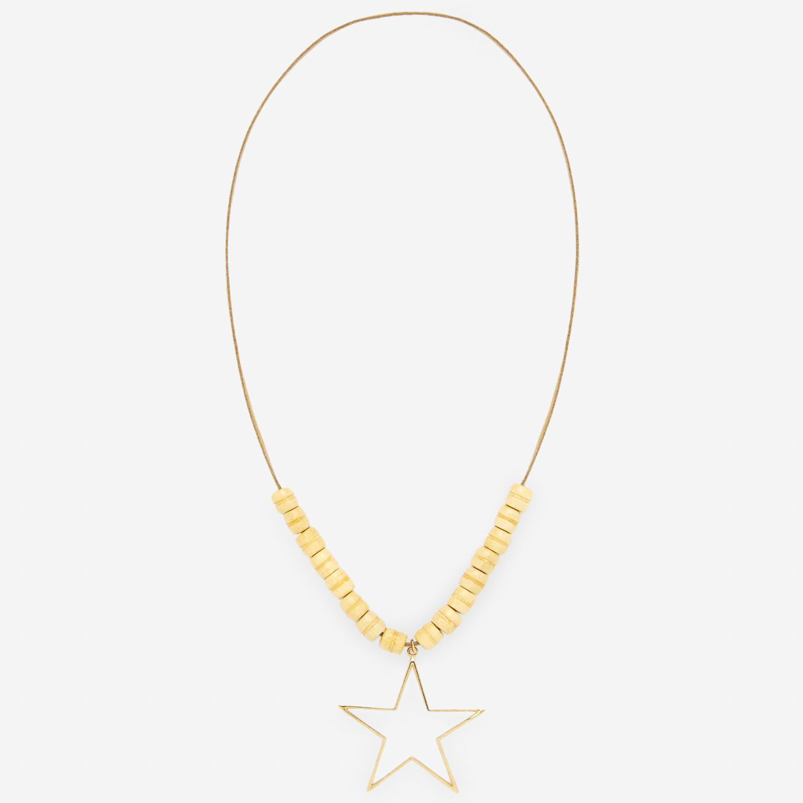 PAZ Rodríguez 西班牙精品童裝 / MILOS閃亮星星項鍊