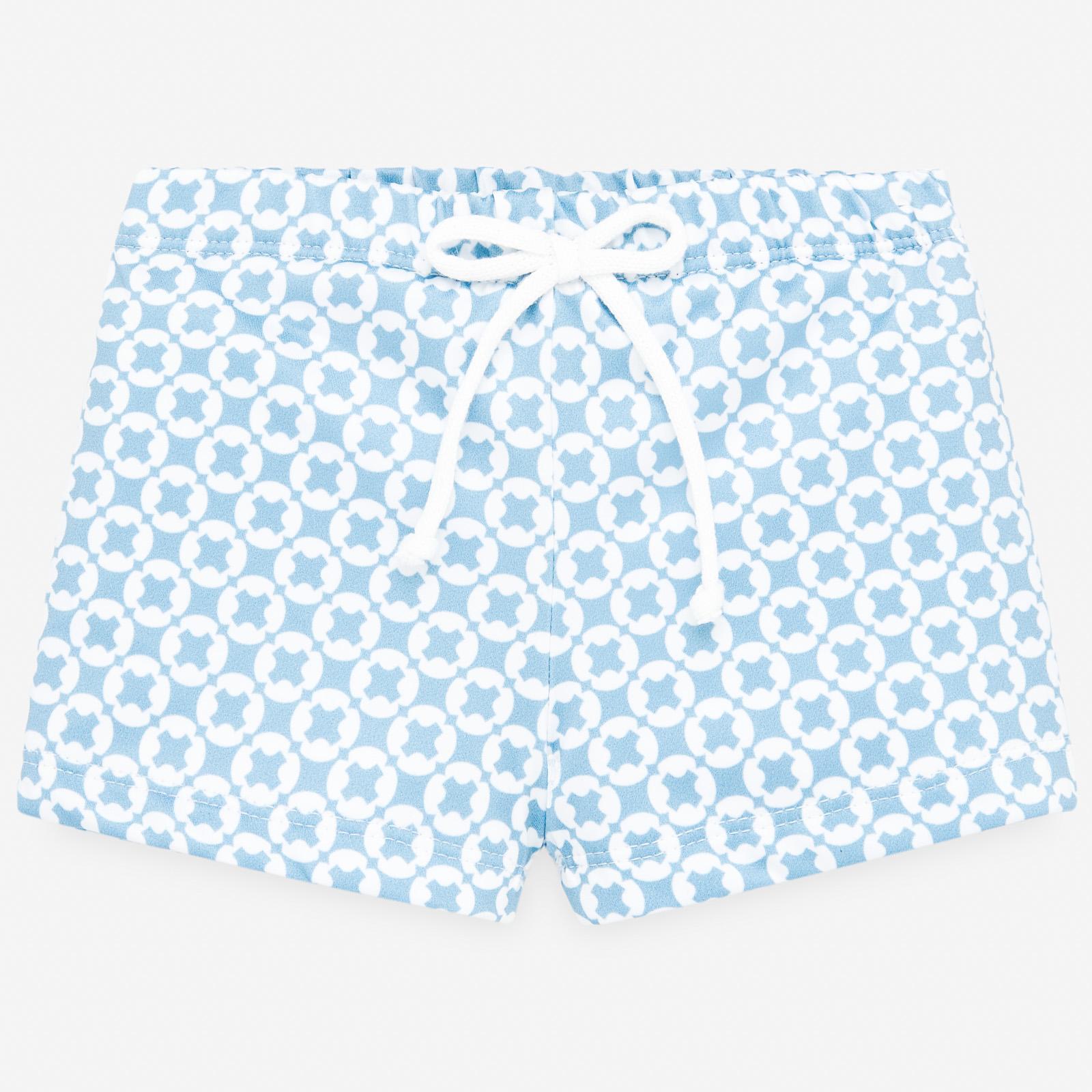 PAZ Rodríguez 西班牙精品童裝 / BAÑO  希臘馬賽克泳褲