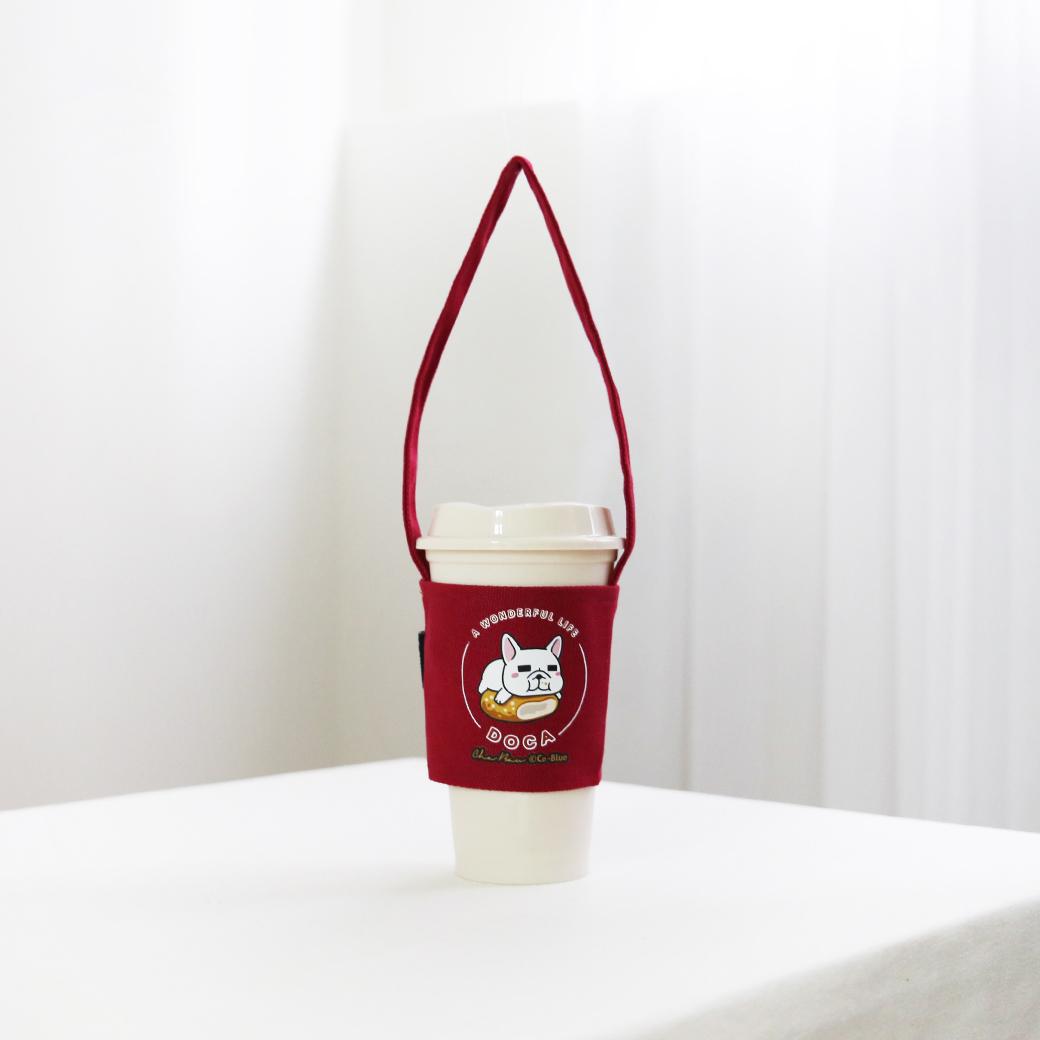 豆卡頻道_環保飲料杯套-肉排