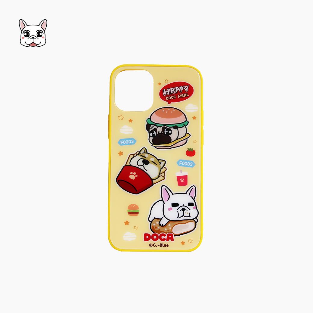 豆卡頻道_I12 mini手機殼-快樂套餐