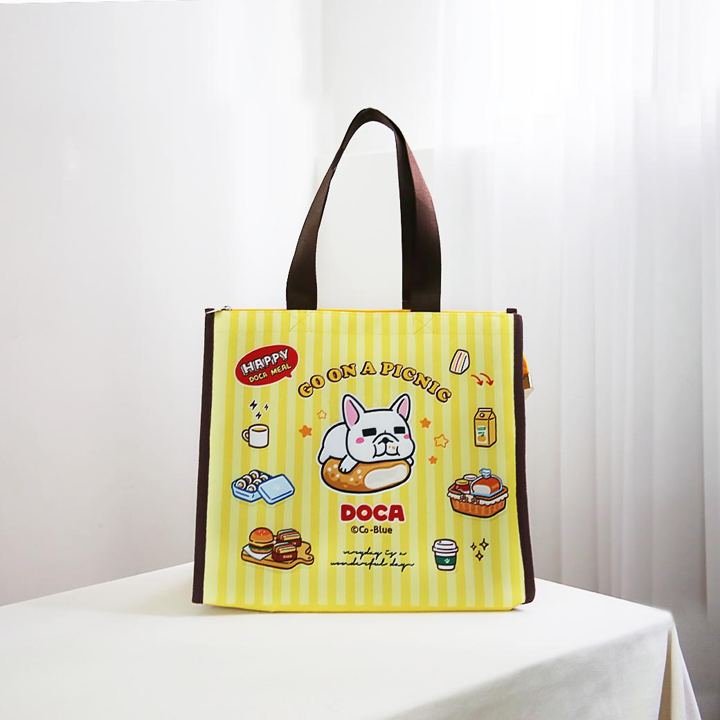 豆卡頻道_保溫袋-豆卡快樂餐
