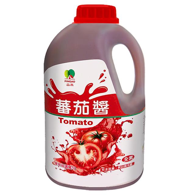 品高 蕃茄醬3kg★購買2罐(含)以上請使用郵局寄送★沾醬 炸物 美式薯條 漢堡 調理醬 炒菜配料 拌醬