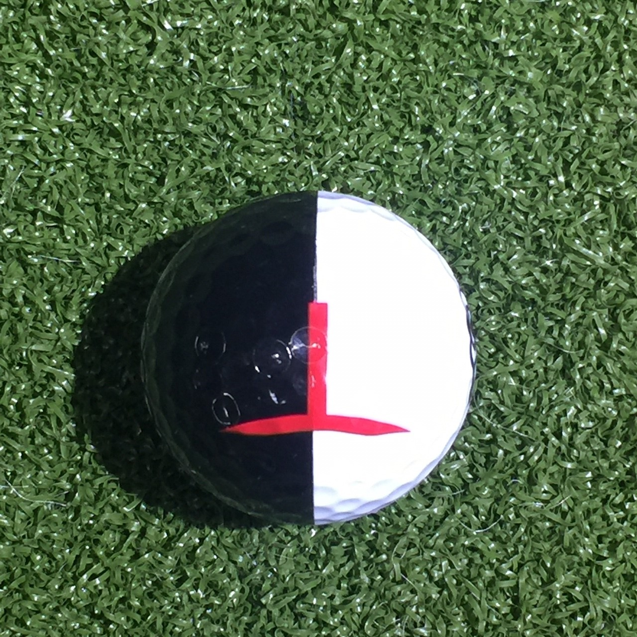 Eyeline高爾夫 黑白球 MyRoll Ball