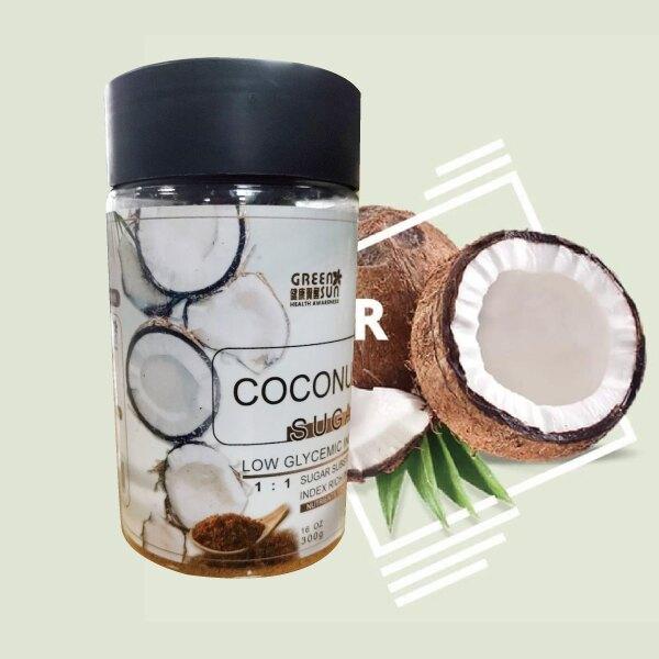 健康覺醒自然農法有機椰子糖粉 (300g/罐)