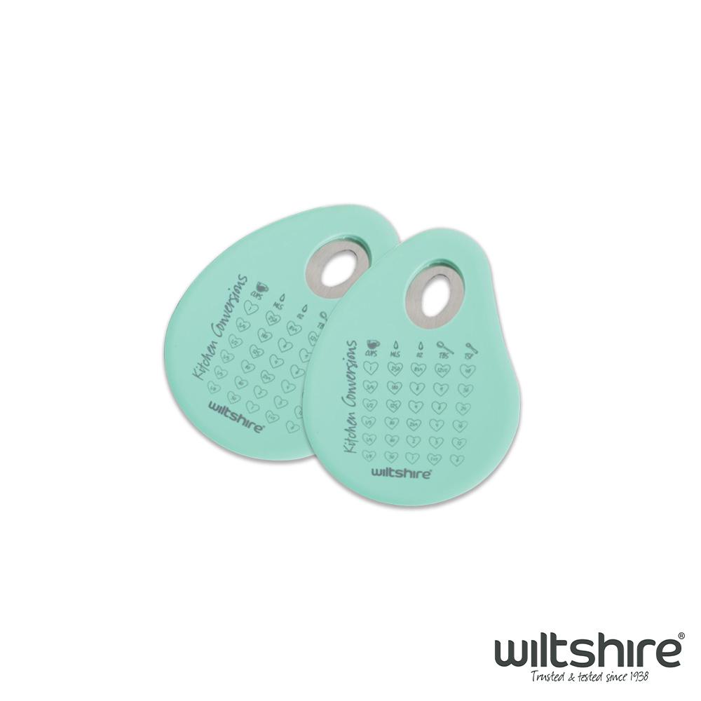 澳洲Wiltshire 矽膠刮板(兩入組) WIL-44020