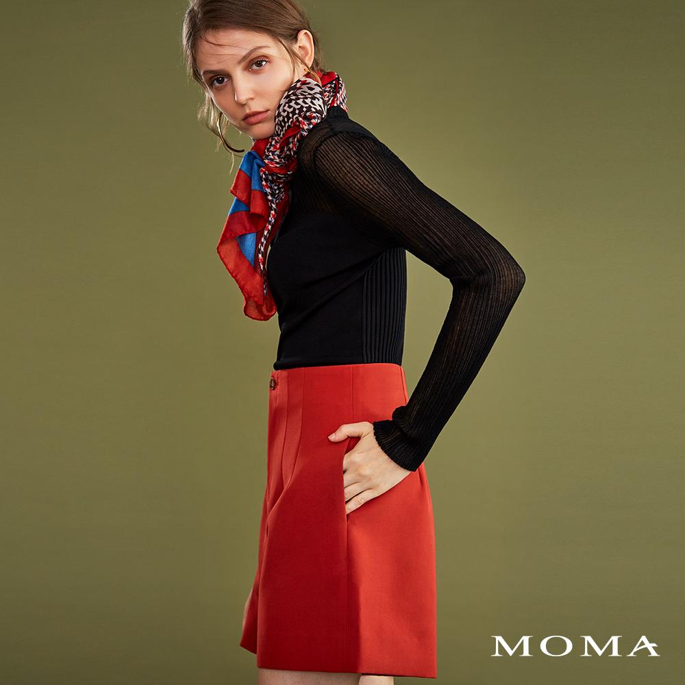 MOMA(02P079)高挺版短褲腰