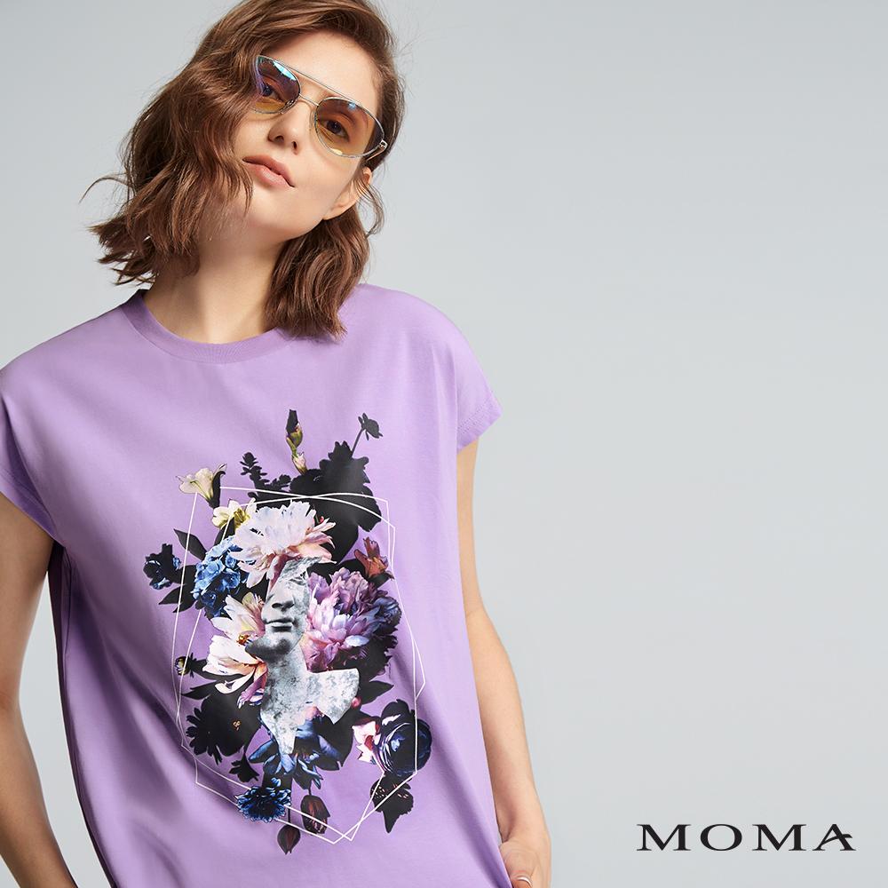 MOMA(02M034)文藝印象T恤
