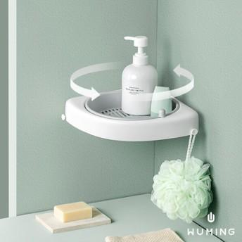 可旋轉浴室置物架 『無名』 R08117
