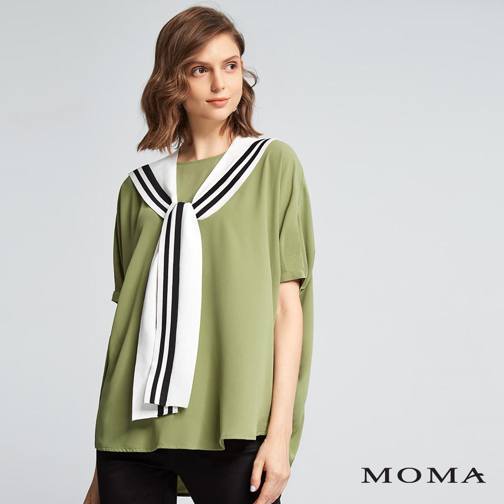 MOMA(02G036)海軍領巾上衣