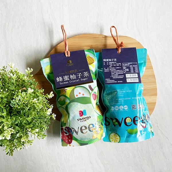 【水水果饌Sweego】20g冰糖茶磚系列(15顆單顆裝) 鳳梨茶、洛神莓果茶、蜂蜜柚子茶、菊花枸杞茶、糖塊