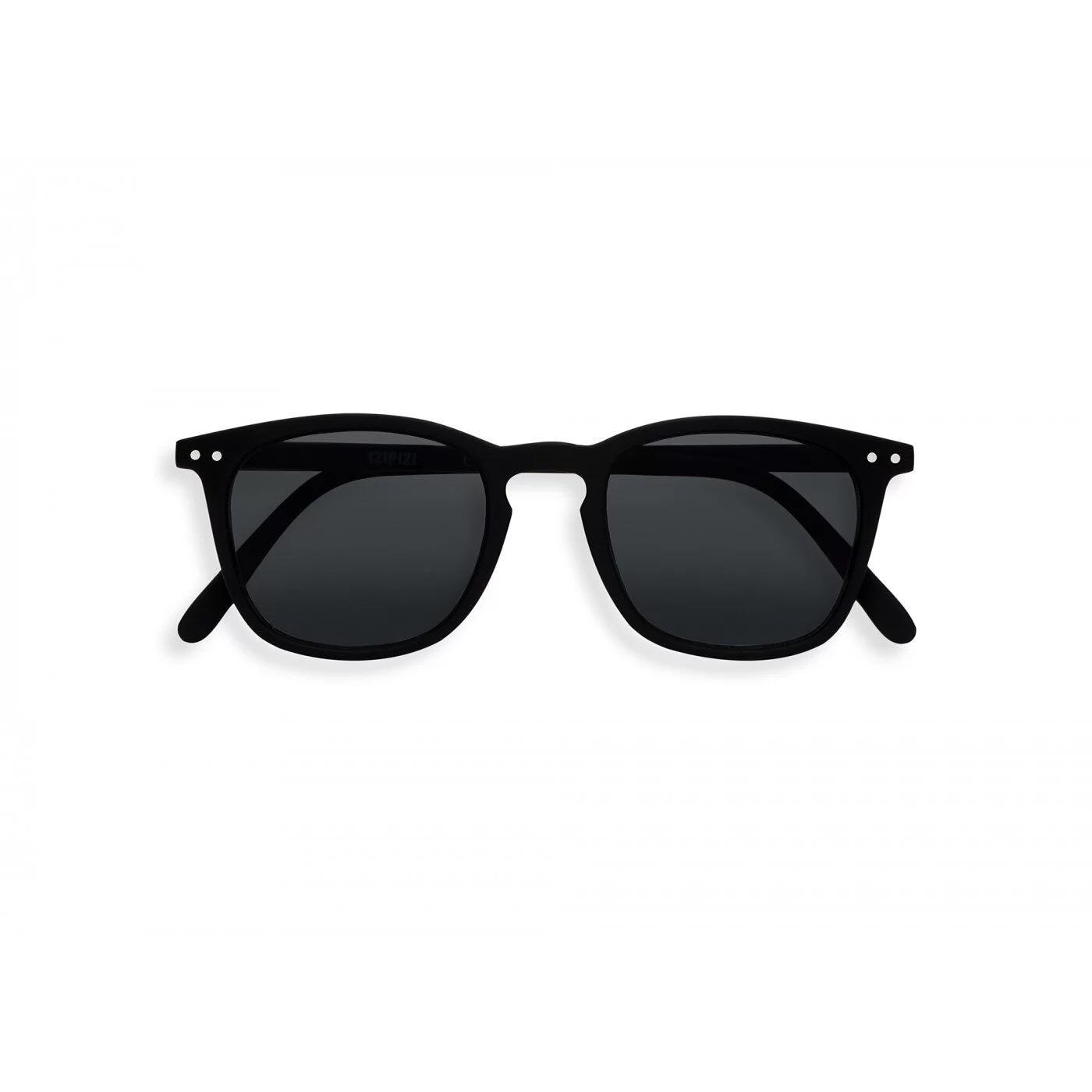 IZIPIZI   #E款 黑/灰色鏡片 方框太陽眼鏡