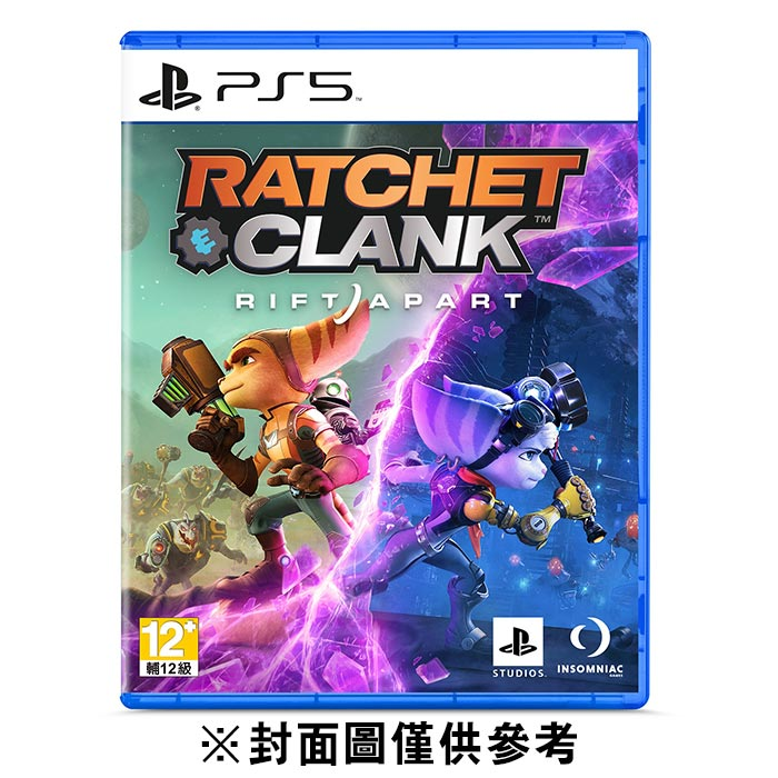 【PS5】拉捷特與克拉克:切割分裂《中文版》