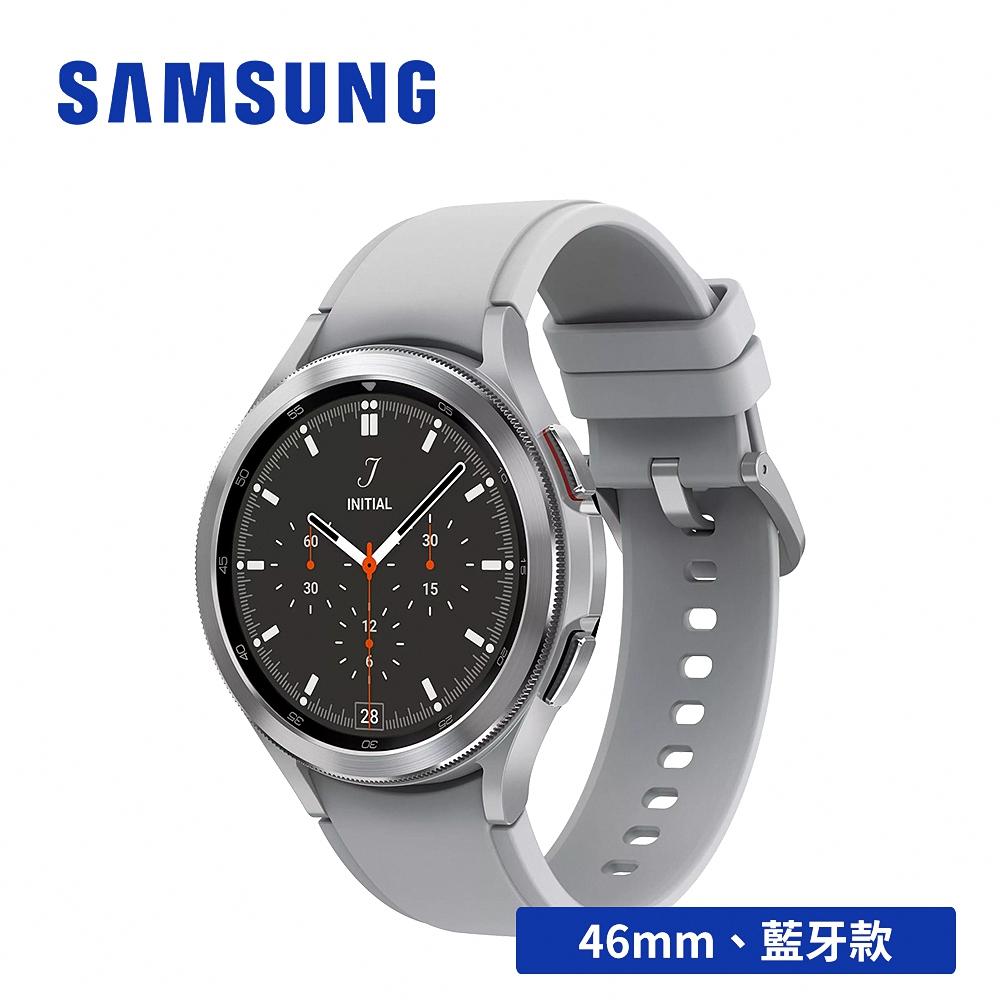 SAMSUNG Galaxy Watch4 Classic SM-R890 46mm (藍牙) 鈦灰銀