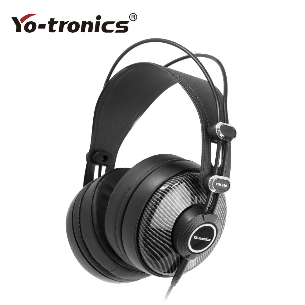 【Yo-tronics】 YTH-750 立體聲音樂耳機 手機電腦隨插隨用 語音通話 電玩手遊 有線耳麥