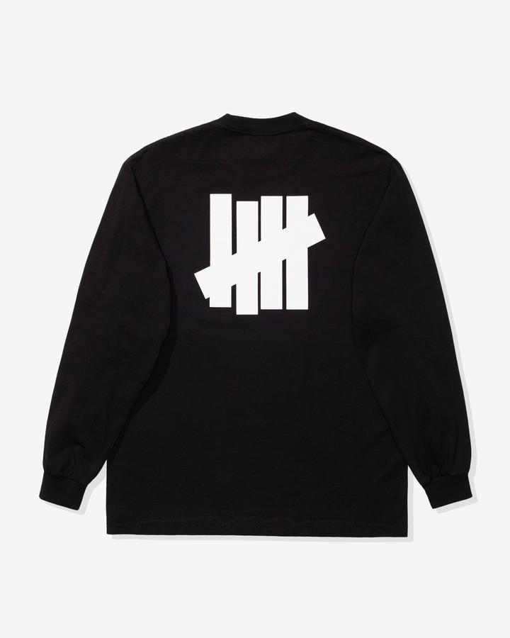 【MF SHOP】UNDEFEATED ICON L/S TEE 長袖T恤