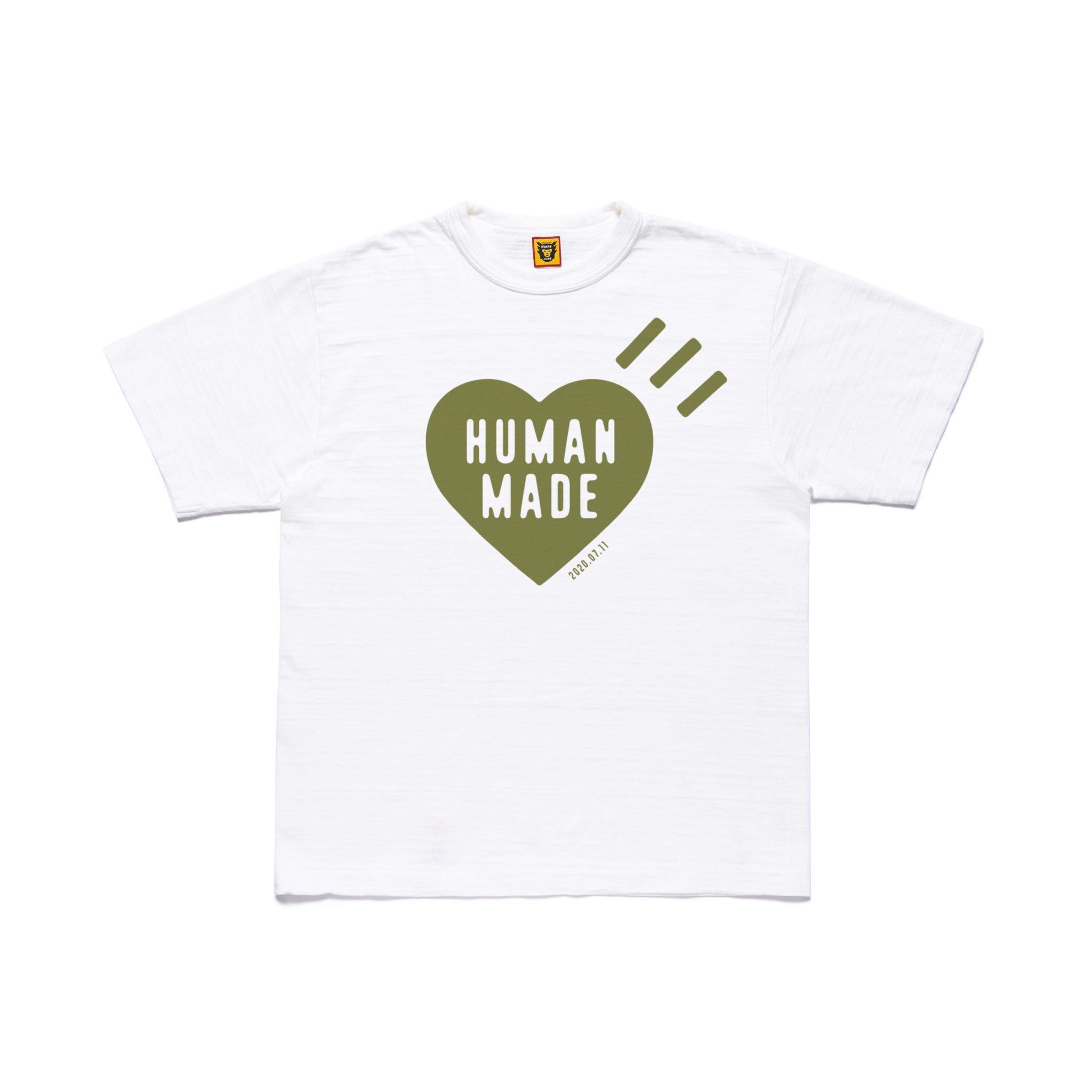 【MF SHOP】HUMAN MADE #20711 TEE 短袖T恤