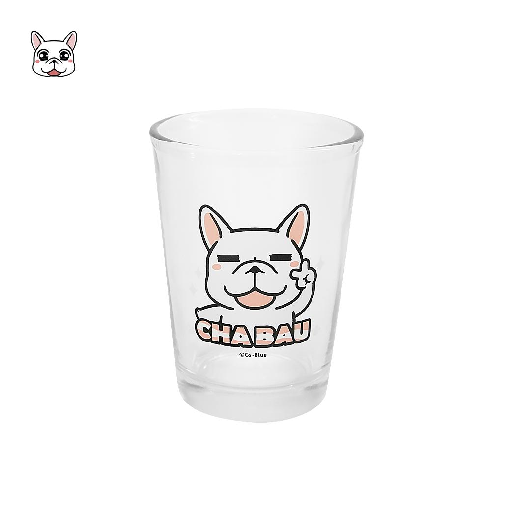 可布魯的豆卡頻道_啤酒玻璃杯-茶包款